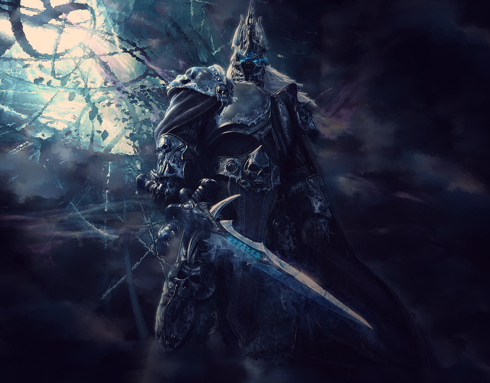 World of Warcraft - Arthas by HangekyoNoZero