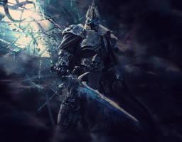World of Warcraft - Arthas by HangekyoNoZero
