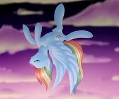 Rainbow Flip V2 by JustArt101