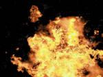 Fiery Space Cloud_Background 9