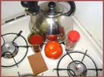 Bar of Tomato Soap