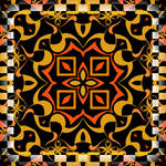 Tile from Hattusa