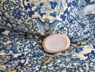 Patchouli Soap since 1878 by Chlodulfa
