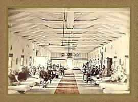 ArmorySquare Hospital 1865 by Chlodulfa