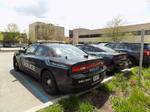 Lafayette Indiana Police Parking Lot