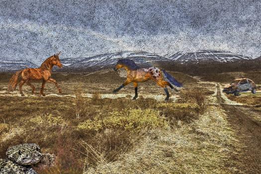 Two Unicorns in Utah