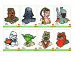 Sketchcards Set 02 Colour