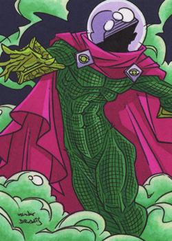 Mysterio by dino-damage