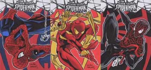 Fleer Ultra Spiderman