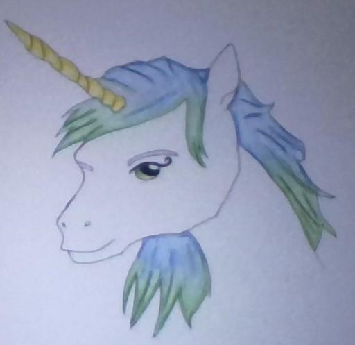 Unicornio by BangieCreatorGirl