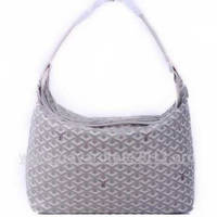 Goyard Fidji Shoulder Bag Grey