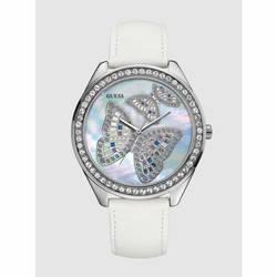 Guess Mosaic Butterfly Watch U95185l1