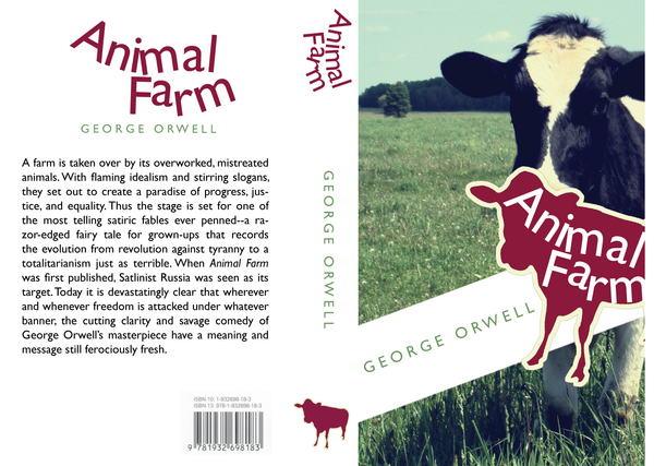 the political message against totalitarianism in animal farm by george orwell Animal farm is an allegorical by george orwell, published in england on 17 august 1945 this animal farm book is the refection of events related to the russian revolution of 1917.