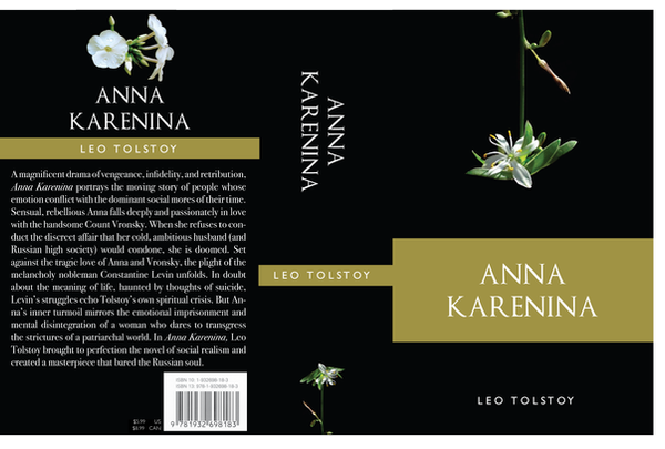 Anna Karenina Book Cover Art ~ Book cover anna karenina by dadomz on deviantart