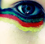 Stare. by Amelia-Madeleine