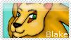 Blake stamp by Cielodemar