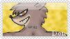 Demonio Don stamp by Cielodemar