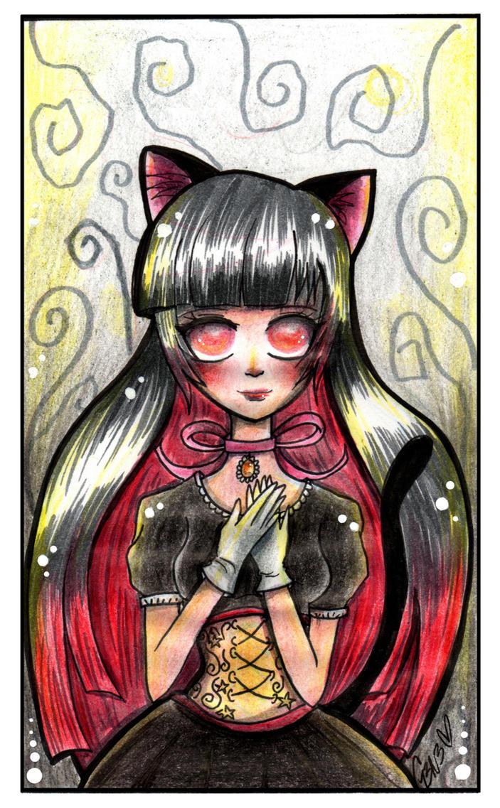 Cute neko lolita by G3N3