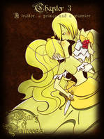 Diary of princess: Chapter 3 title by G3N3