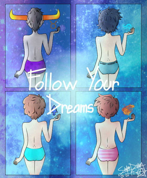 Follow Your Dreams by Ryaliz