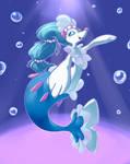 [Pokecember] Mermaid diva