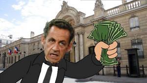 Weekly political meme Nicolas Sarkozy Shut Up