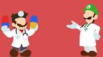 Dr Mario  Dr Luigi