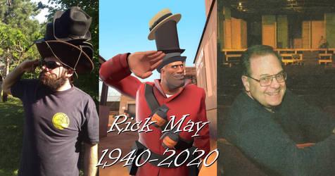 Rick May 1940-2020
