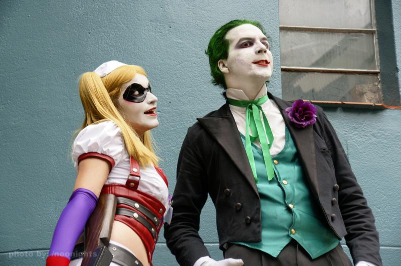 Megapost cosplay de harley quinn de arkham asylum y for Harley quinn quien es
