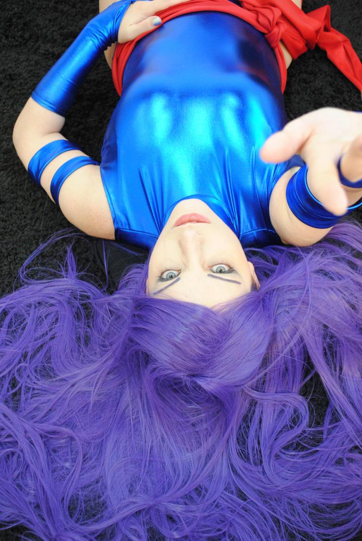 Purple oblivion by S-Lancaster