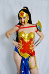 I am Wonder Woman.