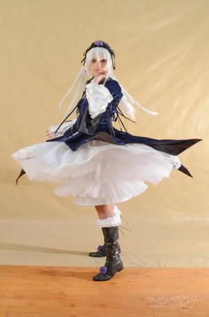 Ballerina by S-Lancaster