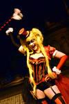 Gotham night showgirl