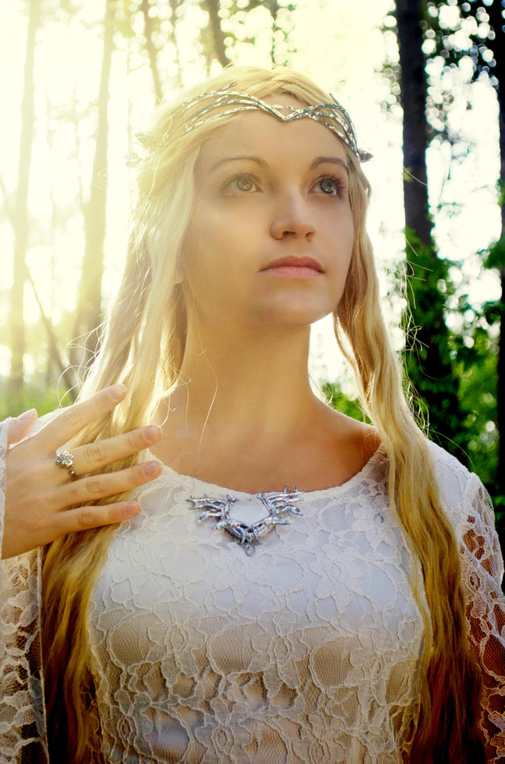 Lady of Lorien by S-Lancaster