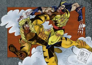 Wolverine by W2018