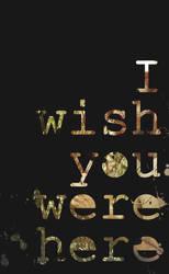 I Wish You Were Here by TBS-Tobias