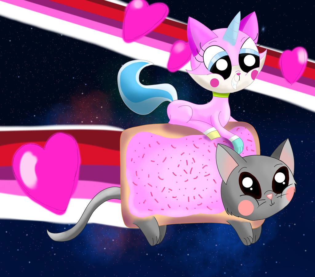 Unikitty Pinkie Pie Unikitty Pinkie Pie NyanUnikitty Pinkie Pie