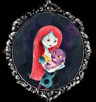 Sally's New Pet by AClockworkKitten