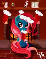 A Very Minty Christmas by AClockworkKitten