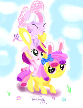 Easter Fillies