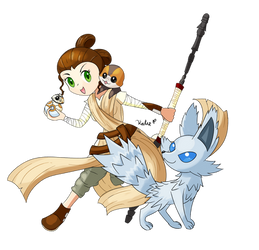Pokemon Trainer Rey