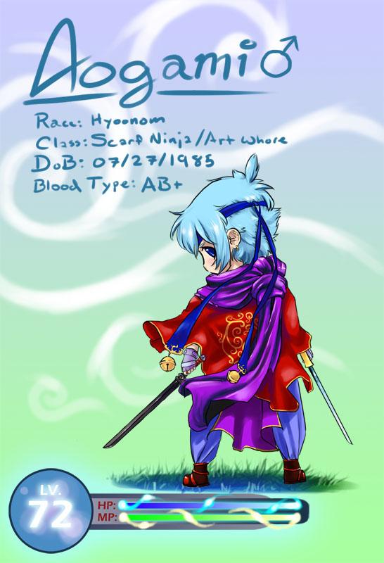 Aogami's Profile Picture