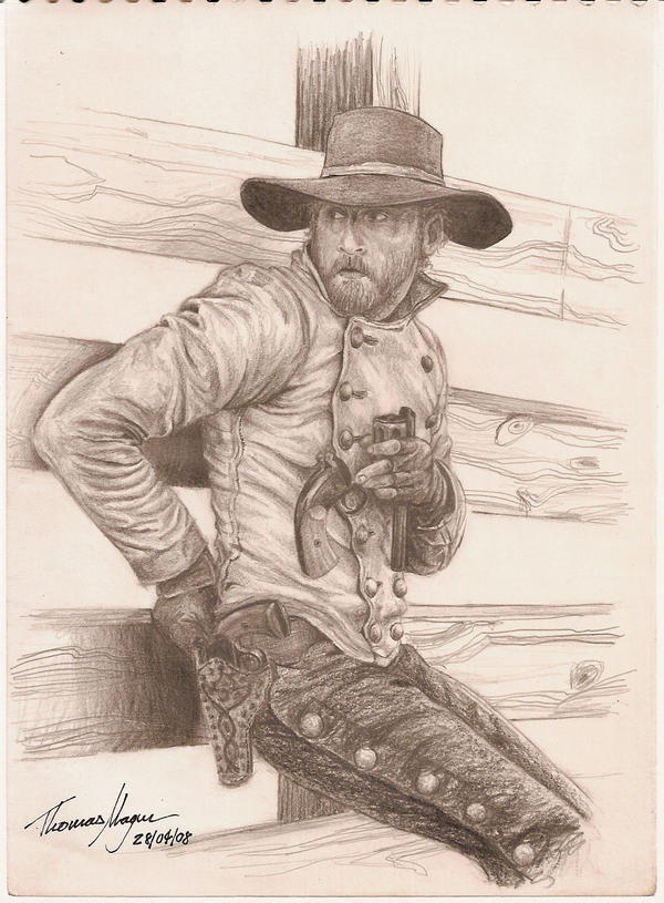 Charlie Princes Hat from 310 to Yuma  Art Andrews