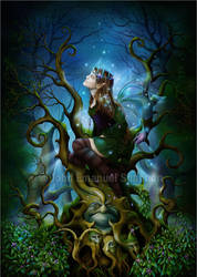 Queen of Deadly nightshade by jeshannon