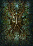 Nine sacred woods/Kingly Oak