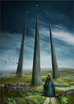 Awen : The Three Rays