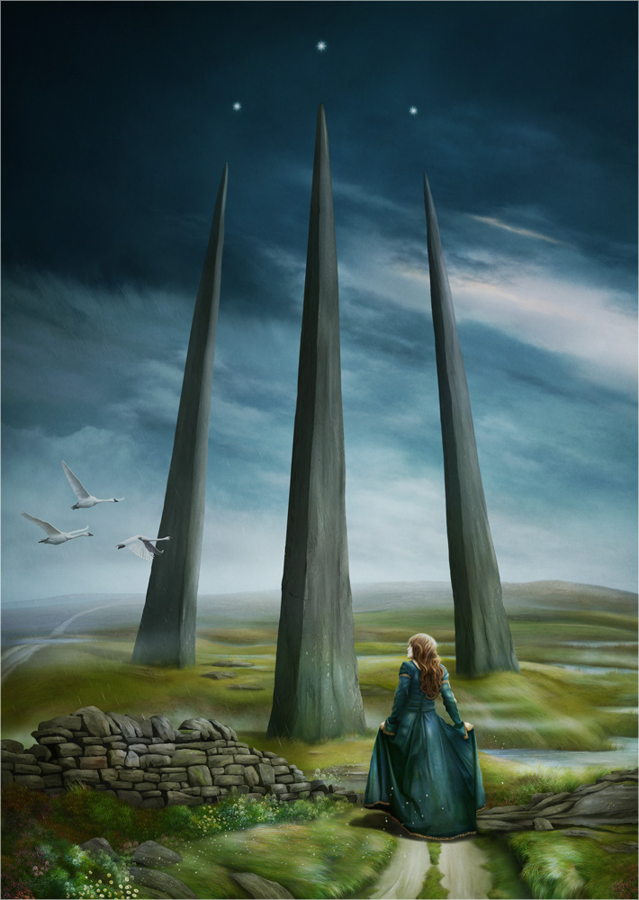 Awen : The Three Rays by jeshannon