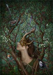 Nine Sacred Woods/Hawthorn