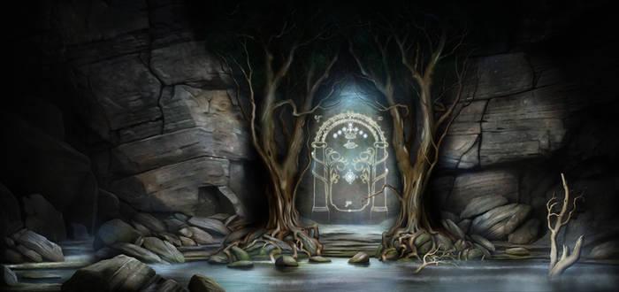 The Doors of Moria