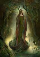 Lady Avalon by jeshannon
